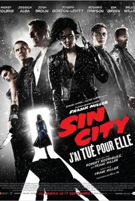Sin City : j'ai tué pour elle (2014)