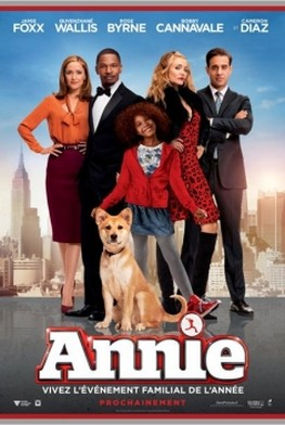 Annie (2014) en Streaming