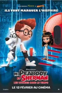 M. Peabody et Sherman : Les Voyages dans le temps (2014)