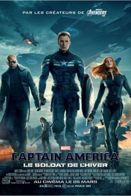 Captain America, le soldat de l'hiver (2014)