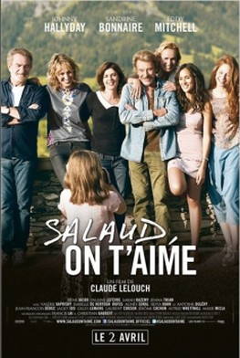 Salaud, on t'aime (2013)