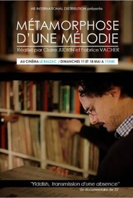 Métamorphose d'une mélodie (2013)