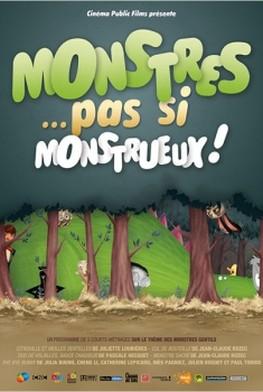 Monstres... Pas si monstrueux ! (2012)