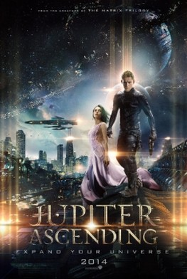 Jupiter : Le destin de l'Univers (2015)