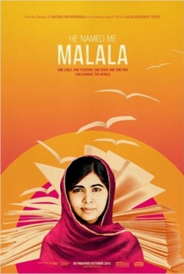 Je m'appelle Malala (2015)