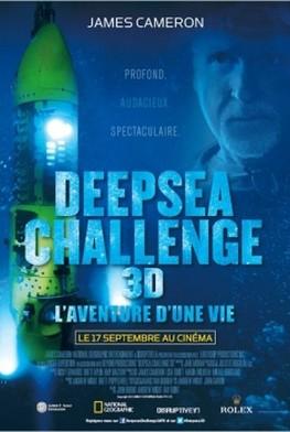 Deepsea Challenge 3D, l'aventure d'une vie (2014)
