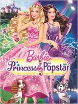 Barbie, la princesse et la popstar (2012)
