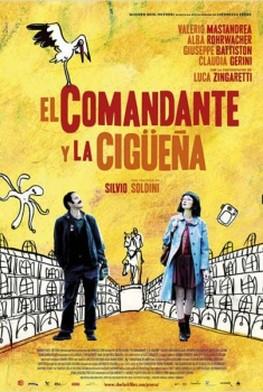 Le commandant et la cigogne (2012)
