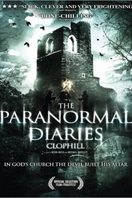 The Paranormal Diaries: Clophill (2013)