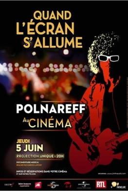 Polnareff au cinéma : quand l'écran s'allume (2014)