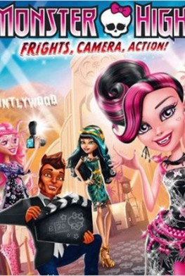 Monster High - Frisson, caméra, action ! (2014)