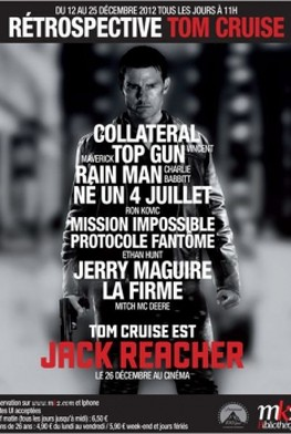 Rétrospective Tom Cruise (2012)