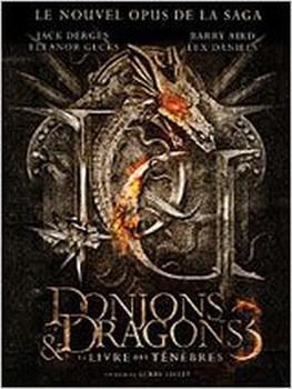 Donjons et Dragons 3 - Le livre des ténèbres (2012)