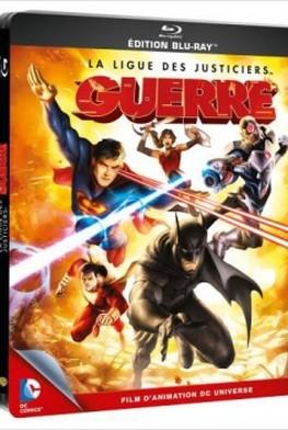La Ligue des justiciers : Guerre (2014)