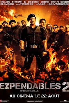 Expendables 2: unité spéciale (2012)