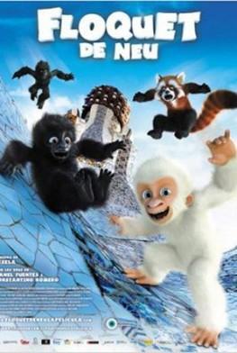 Snowflake, le gorille blanc (2011)