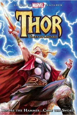 Thor : Légendes d'Asgard (2011)