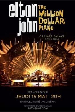 Elton John - The million Dollar piano (2014)