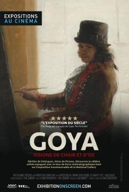 Goya - Visions de chair et d'os (Arts Alliance) (2016)