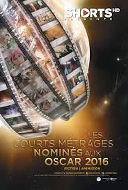 Courts aux Oscars - Fiction (2016)