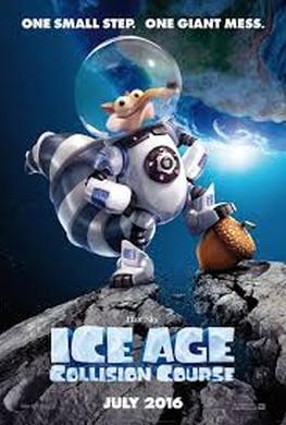 L'âge de glace : les lois de l'Univers (2016)