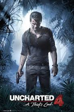 Uncharted 4 : A Thief's End (2016)