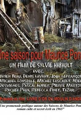 Une saison pour Maurice Pons (2016)