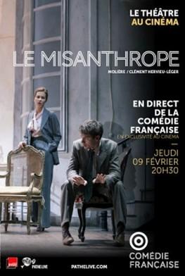 Le Misanthrope (Comédie-Française / Pathé Live) (2017)