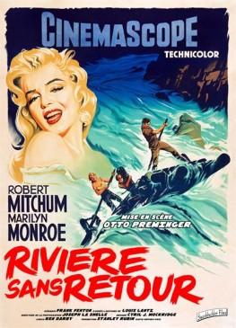 Rivière sans retour (1954)