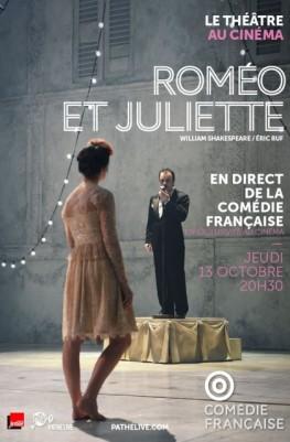 Roméo et Juliette (Comédie Française - Pathé Live) (2016)