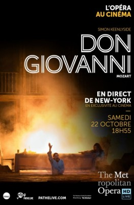 Don giovanni (Pathé Live) (2016)