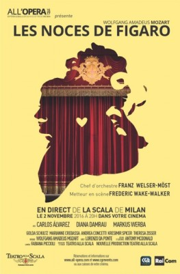 Les Noces de Figaro (All' Opera) (2016)