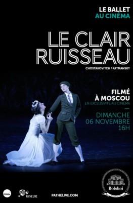 Le Clair ruisseau (Bolchoï - Pathé Live) (2012)