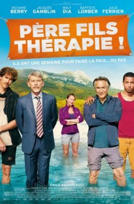 Père Fils Thérapie ! (2015)