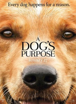 Mes vies de chien (2017)