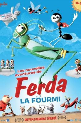 Les Nouvelles aventures de Ferda la fourmi (1977)