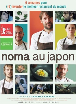 Noma au Japon : (Ré)inventer le meilleur restaurant du monde (2016)