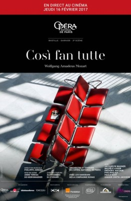 Cosi Fan Tutte (UGC VIVA L'OPERA-FRA CINEMA) (2016)