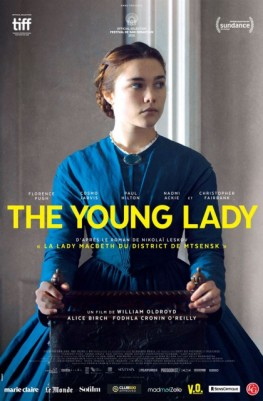 The Young Lady (2016)