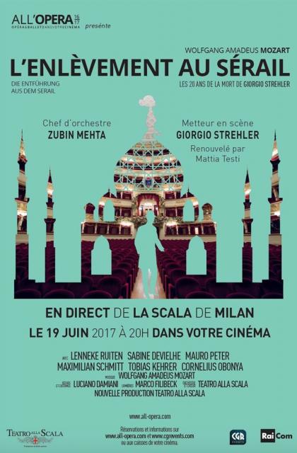 L'Enlèvement au Sérail - All'Opera (CGR Events) (2017)