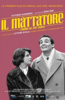 Il Mattatore (L'homme aux cent visages) (1959)