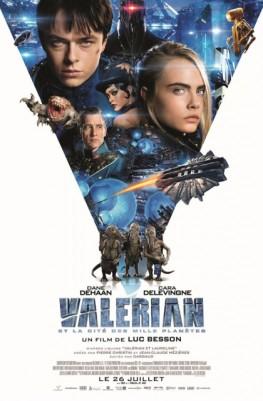 Valérian et la Cité des mille planètes (2017)