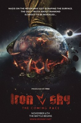 Iron Sky 2: The Coming Race (2018)