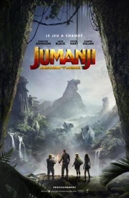 Jumanji : Bienvenue dans la jungle (2018)