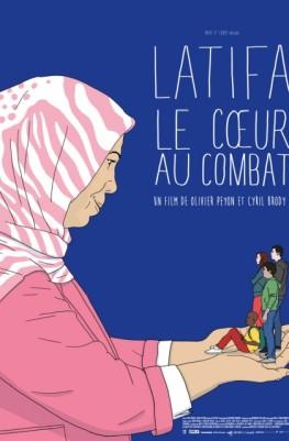 Latifa, le cœur au combat (2016)