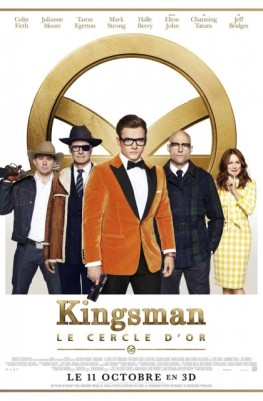 Kingsman 2: Le Cercle d'or (2017)