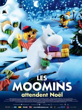 Les Moomins attendent Noël (2016)