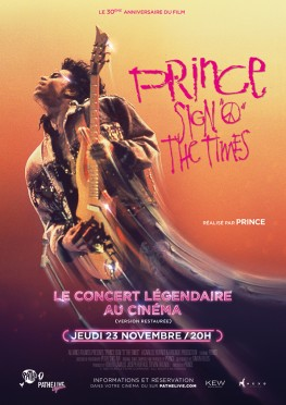 Prince - Sign O' the times (Pathé Live) (1987)