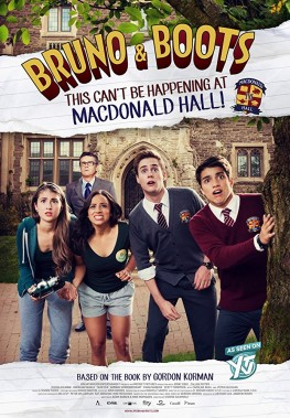 Bruno and Boots: This Can't Be Happening at Macdonald Hall (2017)
