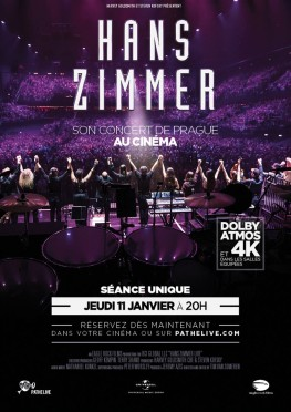 Hans Zimmer - Live in Prague (Pathé Live) (2017)